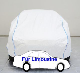 Tyvek Summer Car-Cover - 590x198x148cm.
