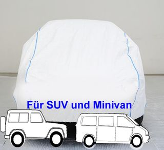 Tyvek Summer Car-Cover - 465x180x165cm.