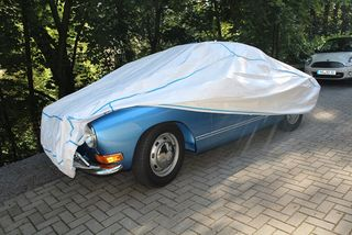 Summer Car-Cover for VW Karmann Ghia Typ 14