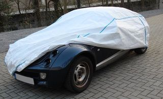 Summer Car-Cover for Smart Roadster