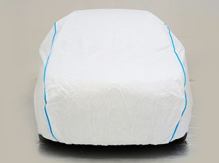 Summer Car-Cover for Daimler DB18 Saloon Consort