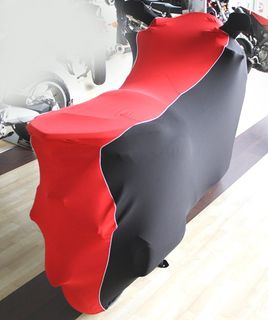 Perfect tailored motorcycle protective cover with mirror pockets for Honda NSS300 Forza