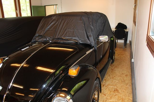 halbgarage f r vw k fer k fer cabrio. Black Bedroom Furniture Sets. Home Design Ideas