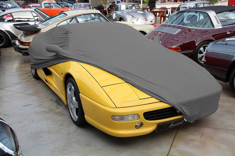 Vollgarage Mikrokontur Grau Für Ferrari F355