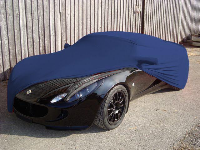 Vollgarage Mikrokontur Blau Für Aston Martin Db110