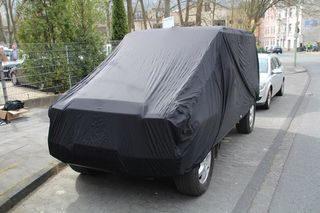 Car-Cover Panopren for Mercedes G-Klasse