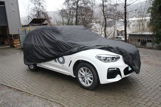 Car-Cover anti-freeze for BMW X3