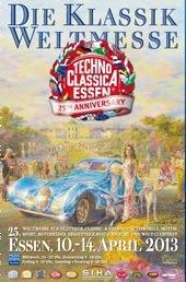 Car-Cover auf der Techno-Classica von www.KFZ-Schutzdecken.de